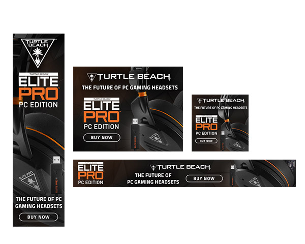 turtle beach re-targeting ads